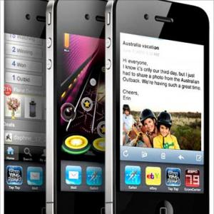 Vodafone to launch iPhone 4 in India