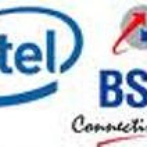 Intel India, BSNL announce tie-up