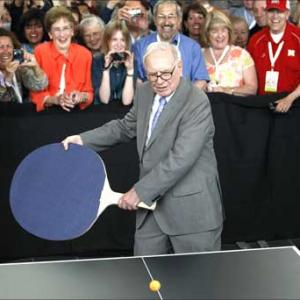 Warren Buffett wants to work past 100!
