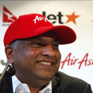 Tony Fernandes, pioneer of low-cost flying in Asia