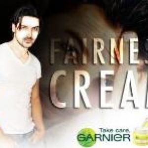 Fairness cream market targets men