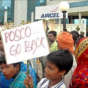 India to expedite clearances to $12 bn Posco project
