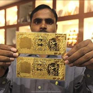 Gold monetisation scheme to help cut loan rates