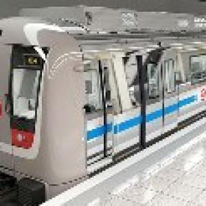 First 4-lane road-cum-metro track in Jaipur