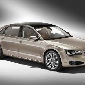 The Audi A8 L is here @ at Rs 87 lakh