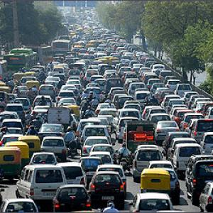 SPECIAL: Crazy traffic jams? Mumbai has an answer