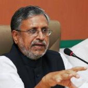 JD-U, Nitish will face the wrath of anti-incumbency: Sushil Kumar Modi