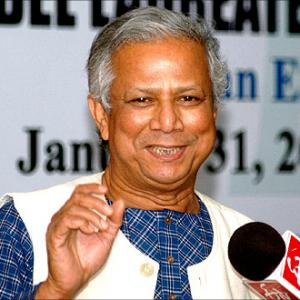 Yunus on why he was sacked as Grameen Bank MD