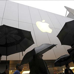 Photos: World's top 14 technology companies