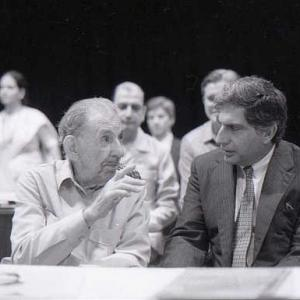 Working with Ratan Tata