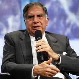 The halo around Ratan Tata has gone