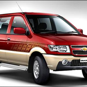 GM RECALLS 1.14 lakh units of Tavera in India