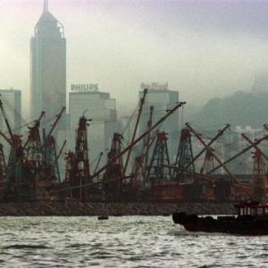 IMAGES: How Hong Kong has changed in 15 years