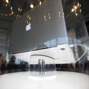 IMAGES: Apple launches MacBook Pro