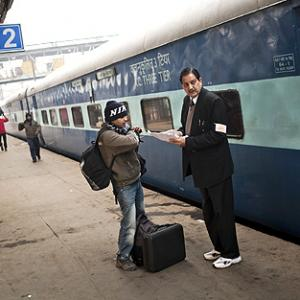 Bansal takes stock of railways' financial position