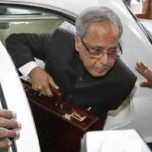 Ganesha gazes into Budget 2012 - Rediff com Business