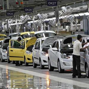 Domestic car sales up 3.08% in May