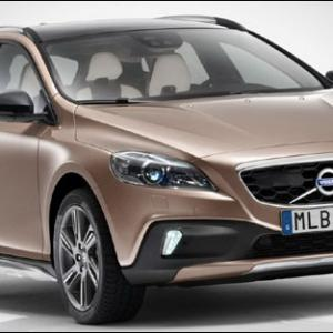 IMAGES: Volvo to launch V40 Cross Country in India