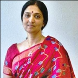 Chitra Ramakrishna to be CMD of NSE from April 1