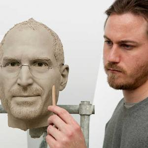 Steve Jobs comes alive at Madame Tussauds