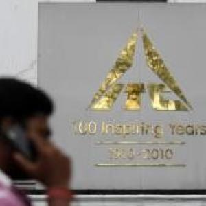 ITC Q2 net up 21% at Rs 18.36 billion