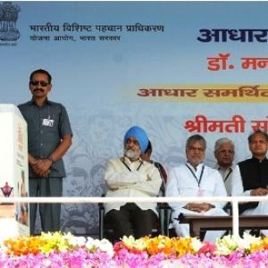 PM launches Aadhar-enabled service delivery system