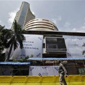 Sensex may fall to 22,000 by FY17 end on Brexit