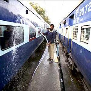Rail Minister hints at passenger fare hike