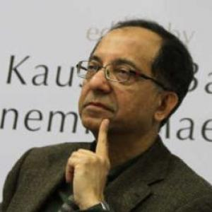 Kaushik Basu named World Bank's chief economist