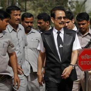 You are manipulating courts: SC to Sahara group
