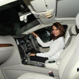 Luxury carmakers chase India's young, female and frugal