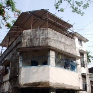 This is one of Sudipta Sen's many homes