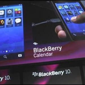 RIM hopes for comeback with BlackBerry 10