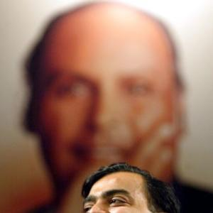 India's most powerful CEOs, Mukesh Ambani tops