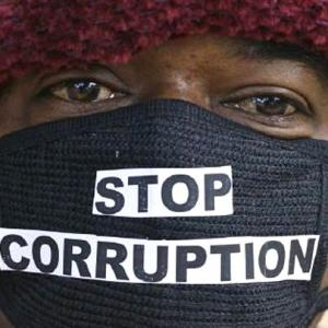 Indian economy a victim of bribery and corruption