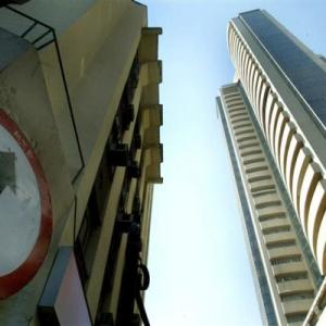 Nifty nears 5,700, rate-sensitive shares zoom