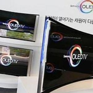 Samsung rolls out OLED TV priced at $13,000