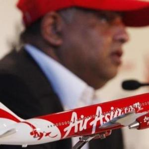 Tata, AirAsia chief meet Aviation Minister