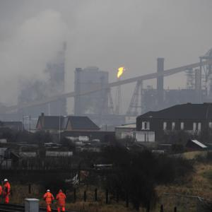 Tata Steel faces tough choices in Europe