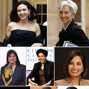 World's 30 most POWERFUL women in business