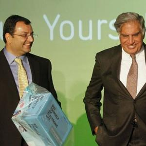 Mistry, Tata skip dinner with royal couple
