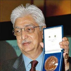 Azim Premji is India's most GENEROUS businessman