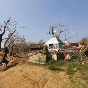 Phailin unlikely to bleed insurance companies