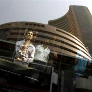Sensex, Nifty open in green; TCS gains 2% post Q1 numbers