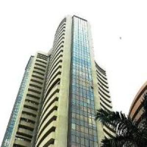 Markets end firm, Sensex surges 300 points