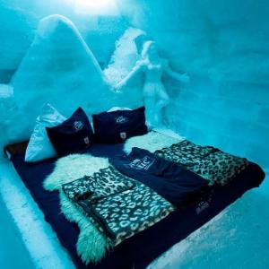 10 most amazing ice hotels