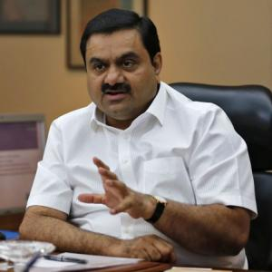 Adani group bagged maximum projects under UPA!