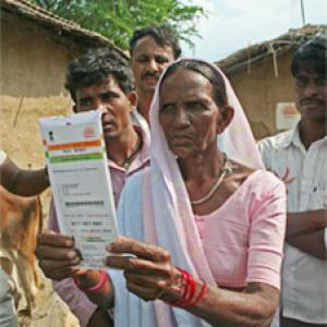 Government adopts UPA's Aadhaar Bill