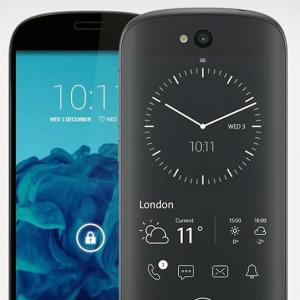 Here's Yotaphone, the world's first dual-screen phone!