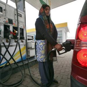 Petrol cheaper by Rs 3, diesel hiked